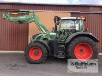 Fendt 716 Vario S4 Profi Plus Traktor