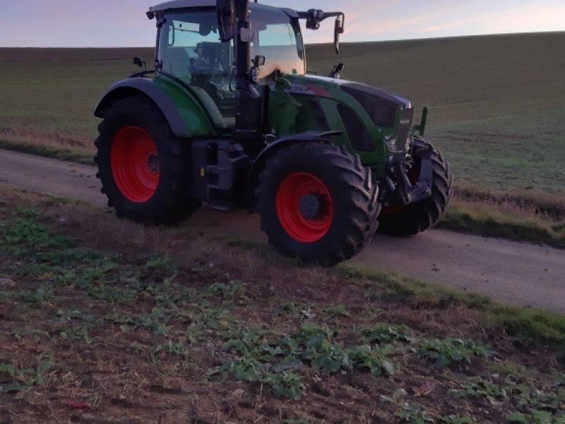 Traktor des Typs Fendt 716 Vario S4 Profi Plus, Gebrauchtmaschine in Königheim (Bild 1)