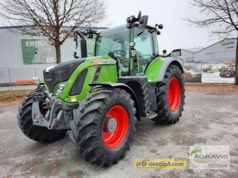 Traktor des Typs Fendt 716 VARIO S4 PROFI, Gebrauchtmaschine in Meppen (Bild 1)