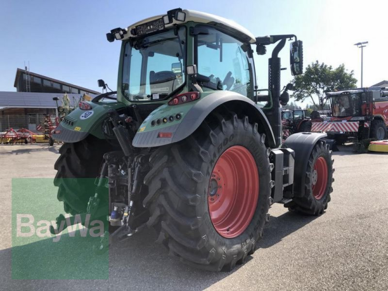 Traktor des Typs Fendt 716 VARIO S4, Gebrauchtmaschine in St. Wolfgang (Bild 4)
