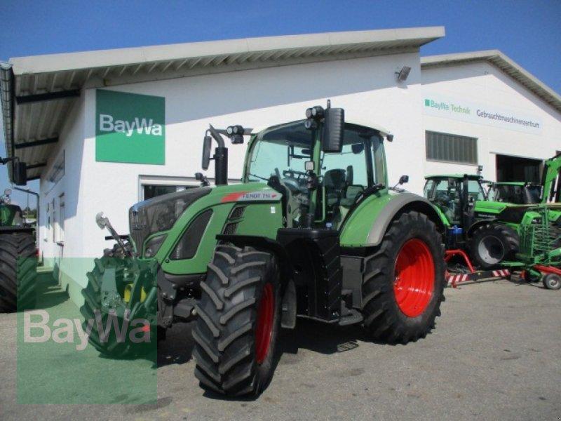 Traktor des Typs Fendt 716 Vario S4, Gebrauchtmaschine in Schönau b.Tuntenhausen (Bild 1)