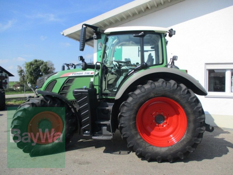 Traktor des Typs Fendt 716 Vario S4, Gebrauchtmaschine in Schönau b.Tuntenhausen (Bild 2)