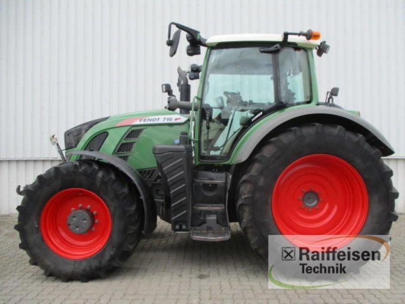 Traktor des Typs Fendt 716 Vario S4, Gebrauchtmaschine in Holle (Bild 1)