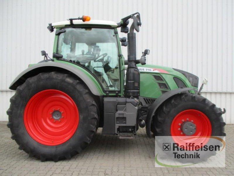 Traktor des Typs Fendt 716 Vario S4, Gebrauchtmaschine in Holle (Bild 2)