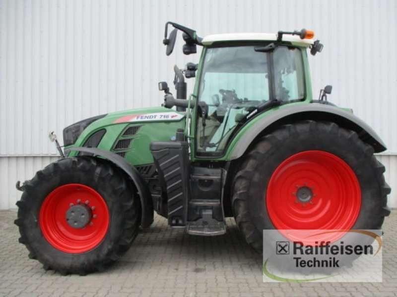 Traktor of the type Fendt 716 Vario S4, Gebrauchtmaschine in Holle (Picture 1)