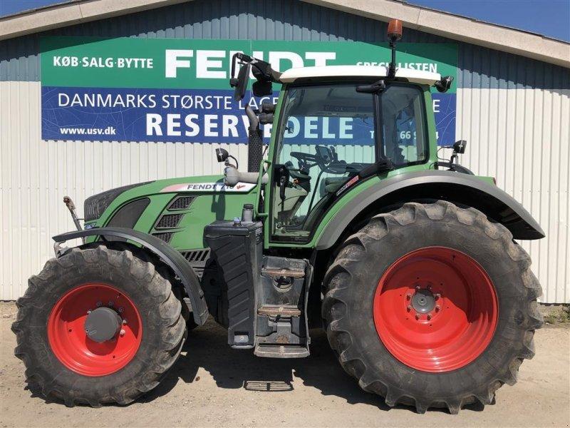 Traktor типа Fendt 716 Vario SCR Profi Plus, Gebrauchtmaschine в Rødekro (Фотография 1)