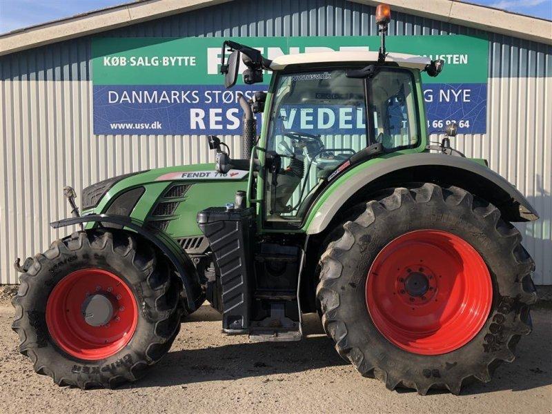 Traktor des Typs Fendt 716 Vario SCR Profi Plus, Gebrauchtmaschine in Rødekro (Bild 1)