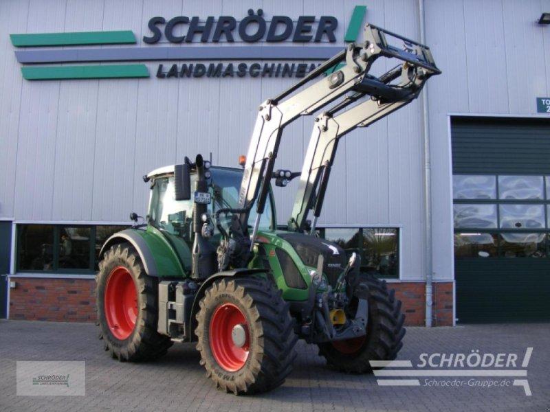 Traktor of the type Fendt 716 Vario SCR Profi, Gebrauchtmaschine in Völkersen (Picture 1)
