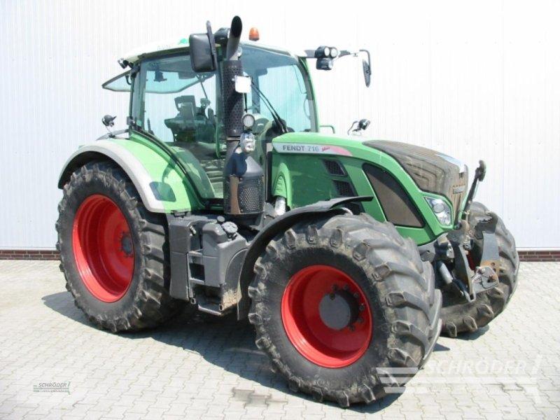 Traktor des Typs Fendt 716 VARIO SCR PROFI, Gebrauchtmaschine in Norden (Bild 1)