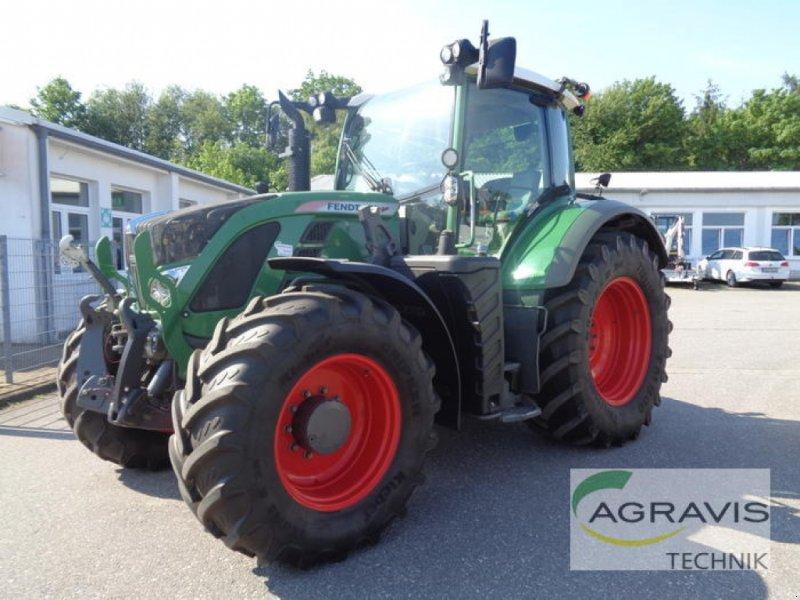 Traktor des Typs Fendt 716 VARIO SCR PROFI, Gebrauchtmaschine in Gyhum-Nartum (Bild 1)