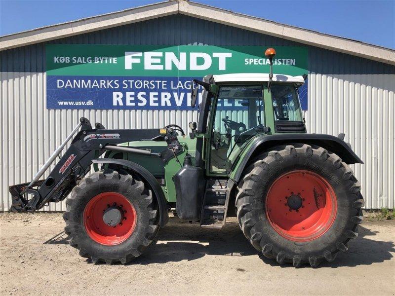 Traktor типа Fendt 716 VARIO Stoll FZ 40 Frontlæsser + F-PTO + Luftbremser, Gebrauchtmaschine в Rødekro (Фотография 1)