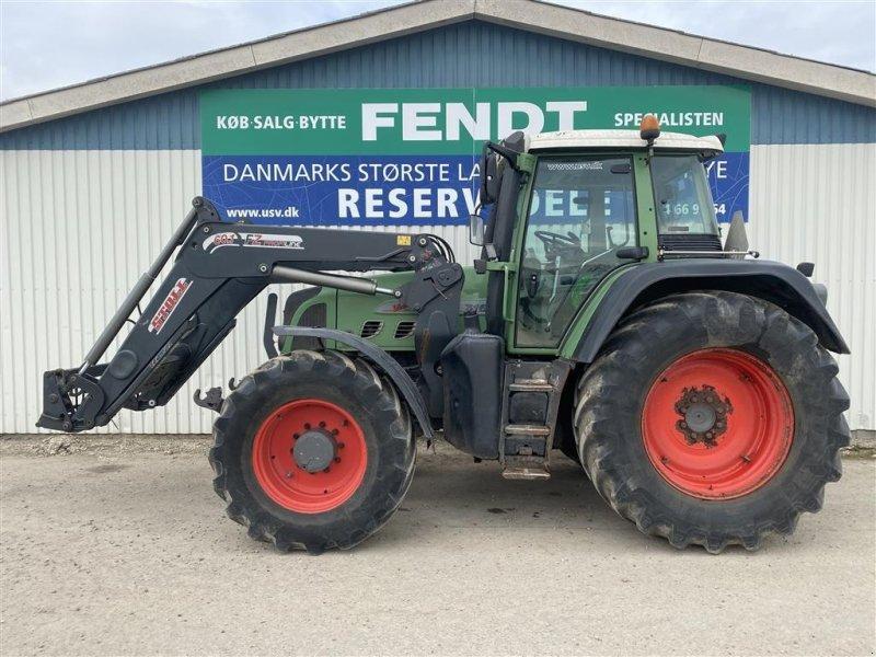 Traktor типа Fendt 716 VARIO TMS  med Stoll 60.1 FZ Profiline Frontlæsser, Gebrauchtmaschine в Rødekro (Фотография 1)
