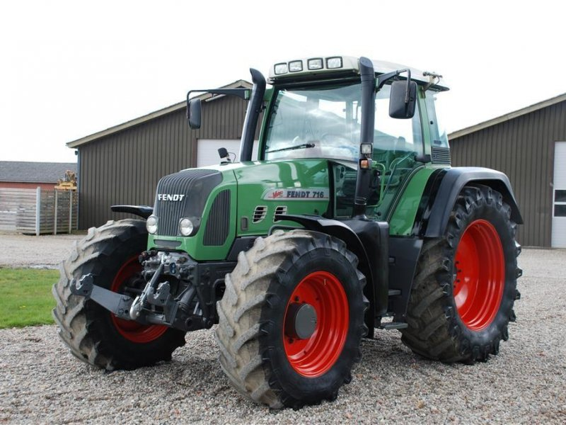 Traktor of the type Fendt 716 VARIO TMS, Gebrauchtmaschine in Grindsted (Picture 1)