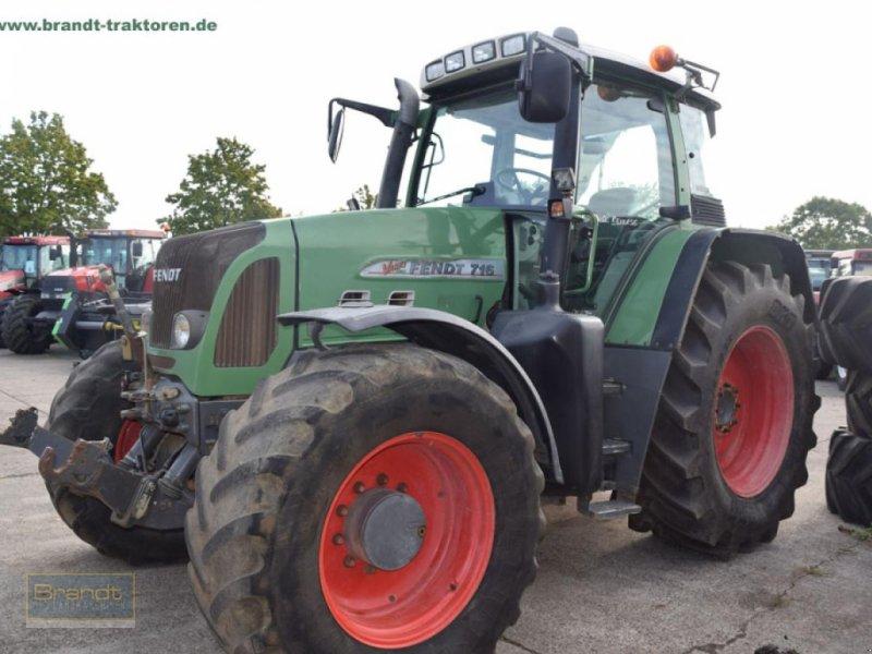 Traktor typu Fendt 716 Vario TMS, Gebrauchtmaschine v Bremen (Obrázok 1)