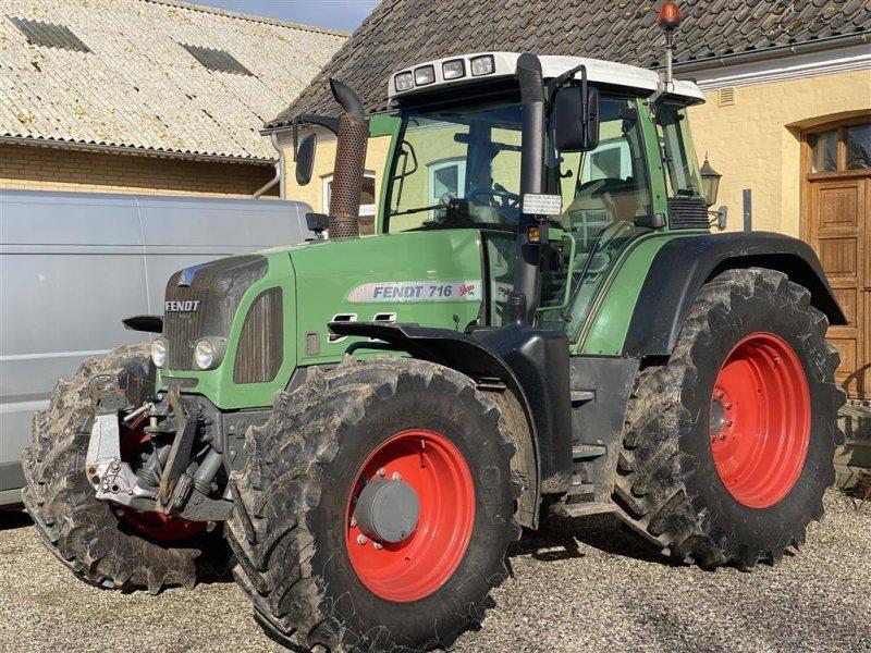 Traktor des Typs Fendt 716 VARIO TMS, Gebrauchtmaschine in Sønderborg (Bild 1)