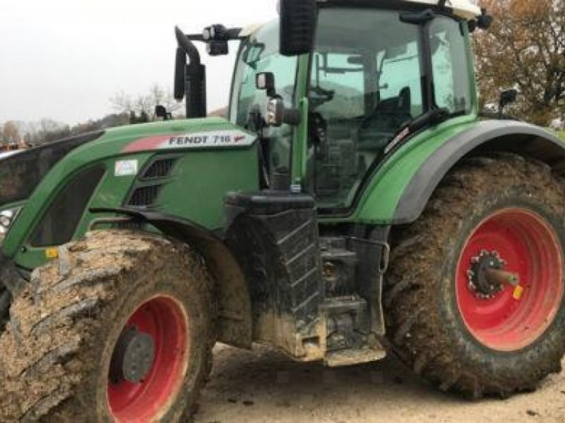 Traktor of the type Fendt 716 VARIO TMS, Gebrauchtmaschine in MOISSAC (Picture 1)