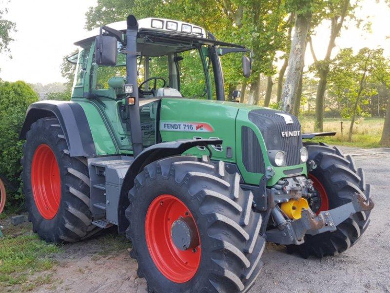 Traktor типа Fendt 716 vario TMS, Gebrauchtmaschine в Bergen op Zoom (Фотография 1)