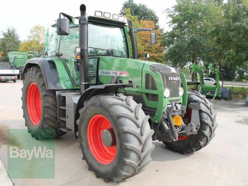 Traktor des Typs Fendt 716 Vario TMS, Gebrauchtmaschine in Straubing (Bild 4)