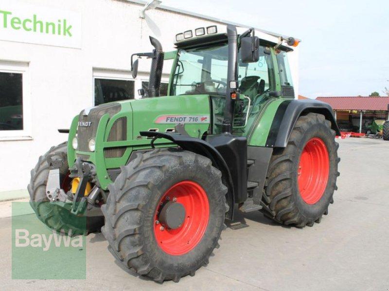 Traktor des Typs Fendt 716 Vario TMS, Gebrauchtmaschine in Straubing (Bild 2)
