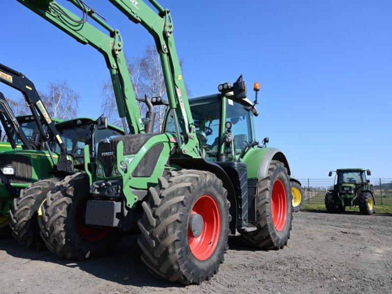 Traktor des Typs Fendt 716 VARIO TMS, Gebrauchtmaschine in Marxen (Bild 1)