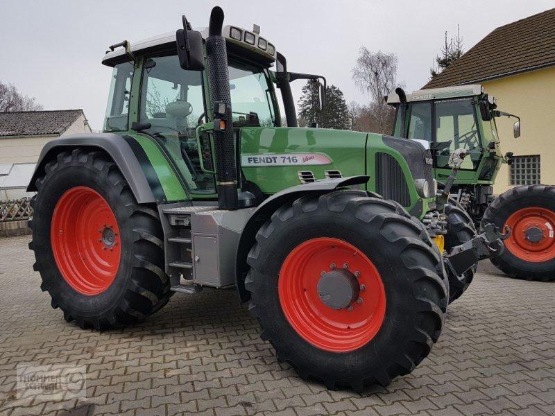 Traktor des Typs Fendt 716 Vario TMS, Gebrauchtmaschine in Crombach/St.Vith (Bild 1)