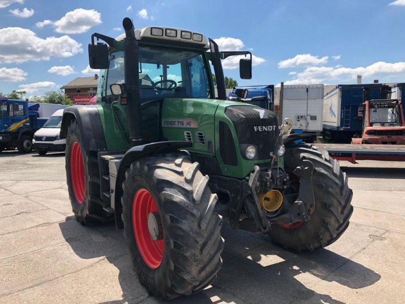 Traktor des Typs Fendt 716 Vario TMS, Gebrauchtmaschine in Gera (Bild 1)