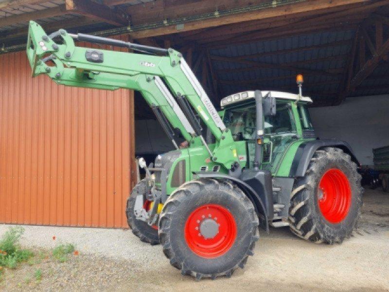 Traktor типа Fendt 716 Vario TMS, Gebrauchtmaschine в Rosegarten (Фотография 1)