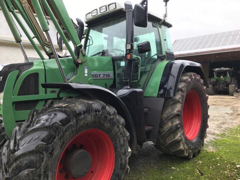 Traktor des Typs Fendt 716 Vario TMS, Gebrauchtmaschine in Mintraching (Bild 3)