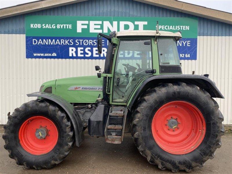 Traktor типа Fendt 716 Vario, Gebrauchtmaschine в Rødekro (Фотография 1)