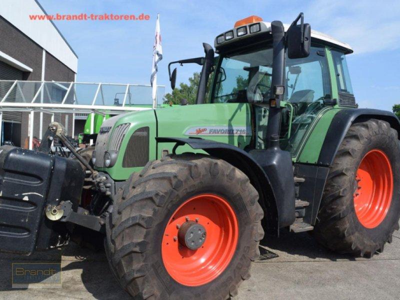 Traktor des Typs Fendt 716 Vario, Gebrauchtmaschine in Bremen (Bild 1)