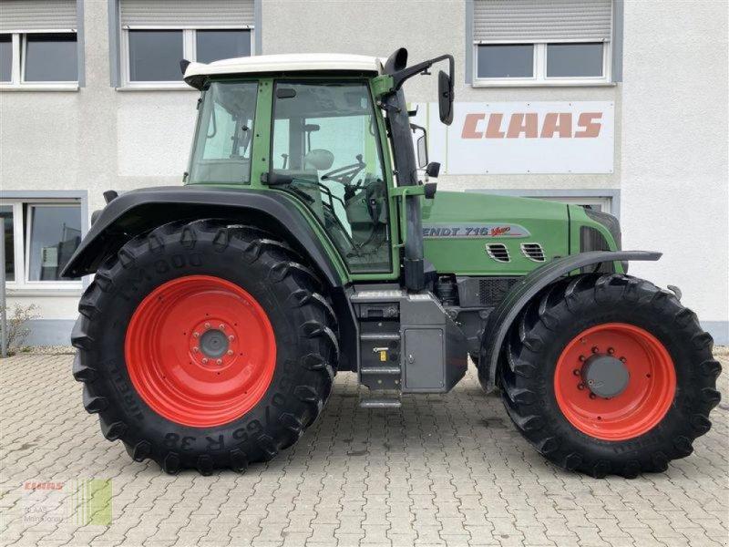 Traktor tipa Fendt 716 VARIO, Gebrauchtmaschine u Aurach (Slika 1)