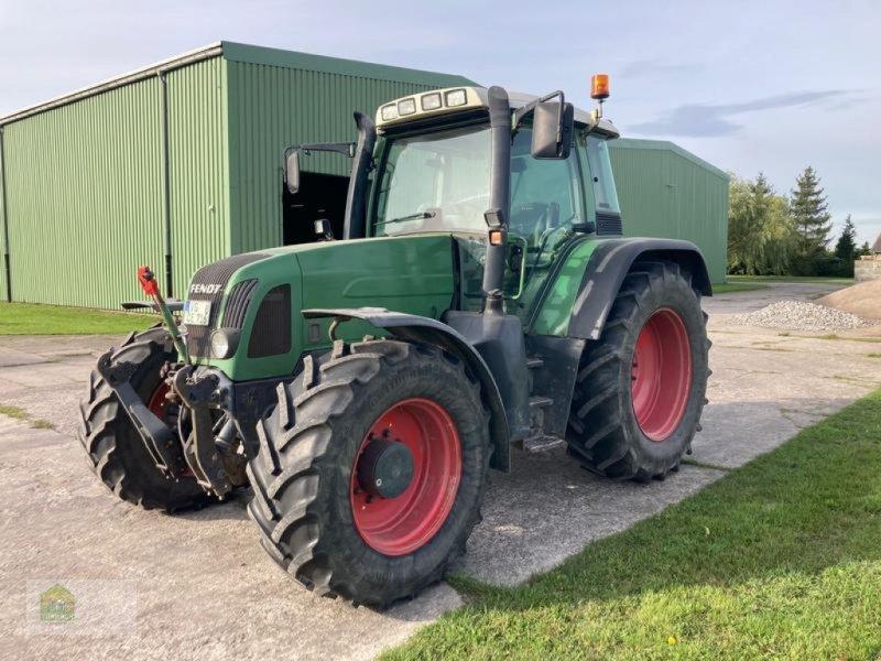 Traktor типа Fendt 716 Vario, Gebrauchtmaschine в Salsitz (Фотография 1)