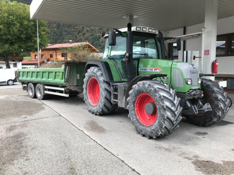 Traktor a típus Fendt 716  Vario, Gebrauchtmaschine ekkor: Nussdorf (Kép 1)