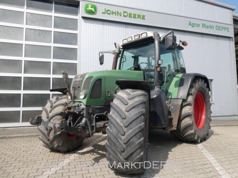 Traktor des Typs Fendt 716 Vario, Gebrauchtmaschine in Lauterberg/Barbis (Bild 1)