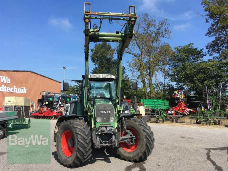 Traktor des Typs Fendt 716 Vario, Gebrauchtmaschine in Landshut (Bild 3)