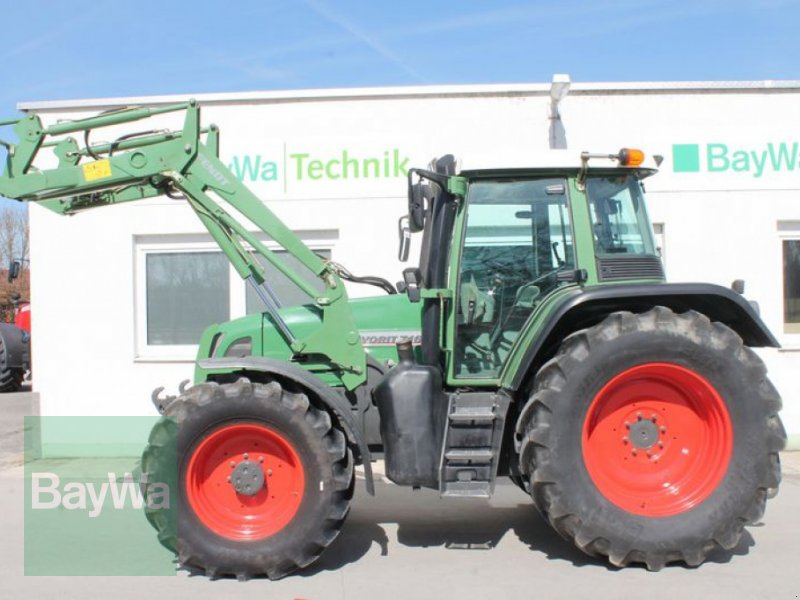 Traktor του τύπου Fendt 716 Vario, Gebrauchtmaschine σε Straubing (Φωτογραφία 1)