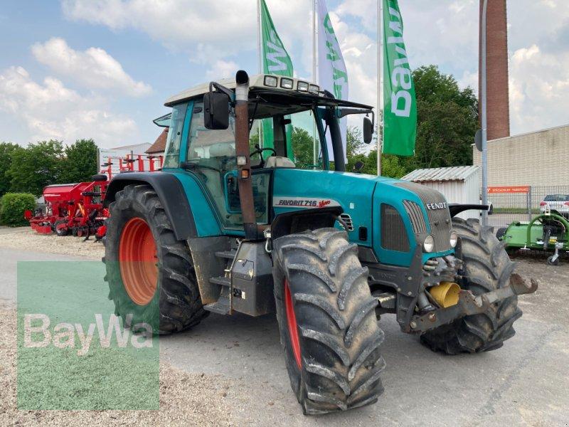 Traktor des Typs Fendt 716  Vario, Gebrauchtmaschine in Dinkelsbühl (Bild 4)