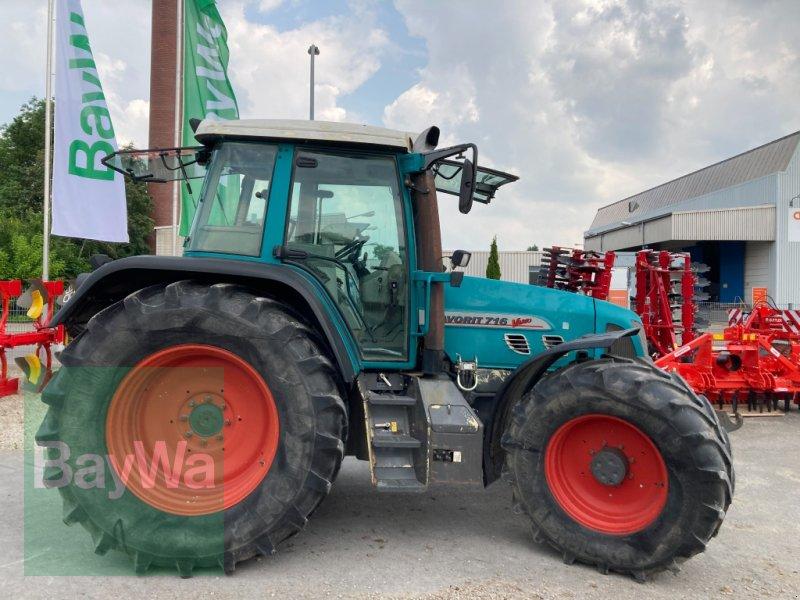 Traktor des Typs Fendt 716  Vario, Gebrauchtmaschine in Dinkelsbühl (Bild 5)