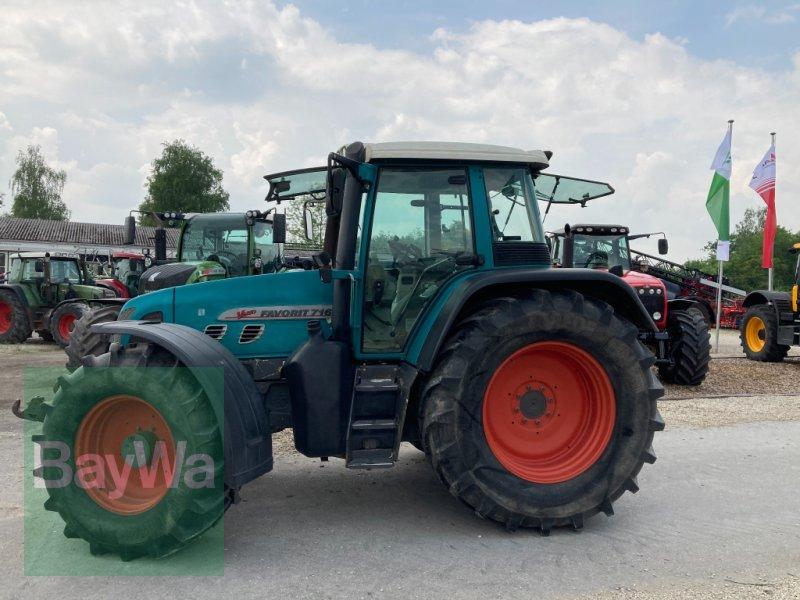 Traktor des Typs Fendt 716  Vario, Gebrauchtmaschine in Dinkelsbühl (Bild 10)