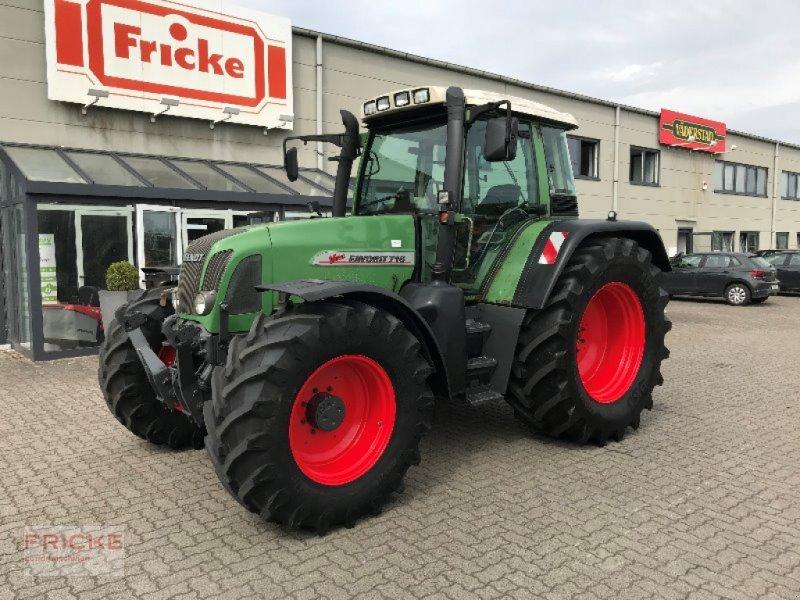 Traktor des Typs Fendt 716 Vario, Gebrauchtmaschine in Demmin (Bild 1)