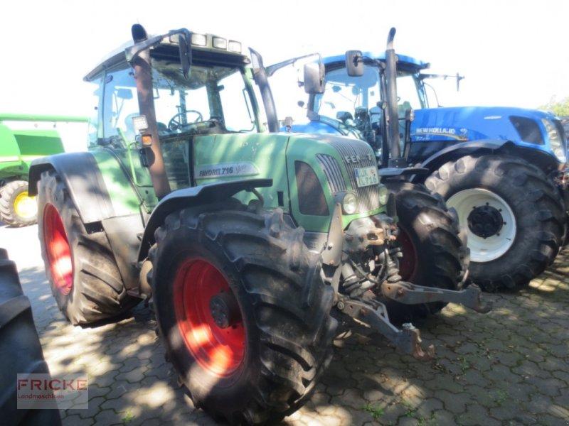 Traktor des Typs Fendt 716 Vario, Gebrauchtmaschine in Bockel - Gyhum (Bild 1)