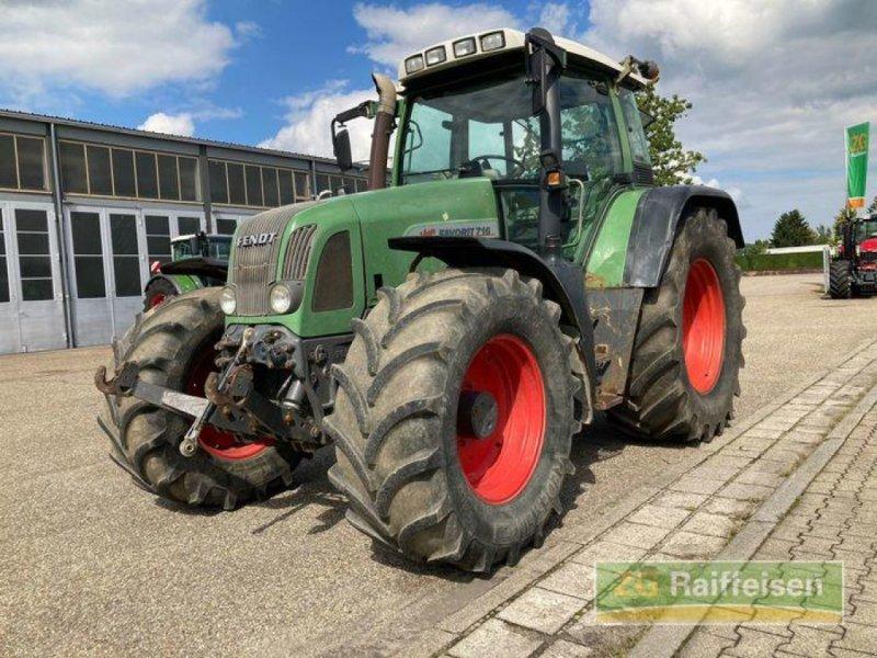 Traktor des Typs Fendt 716 Vario, Gebrauchtmaschine in Bühl (Bild 3)