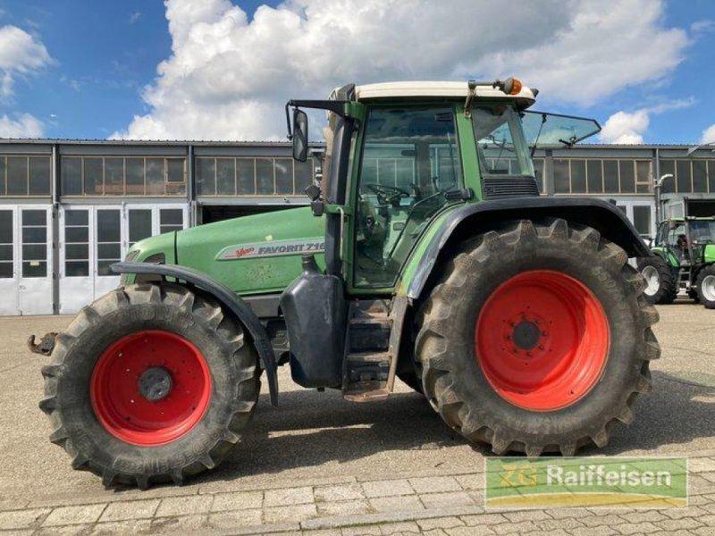 Traktor des Typs Fendt 716 Vario, Gebrauchtmaschine in Bühl (Bild 5)