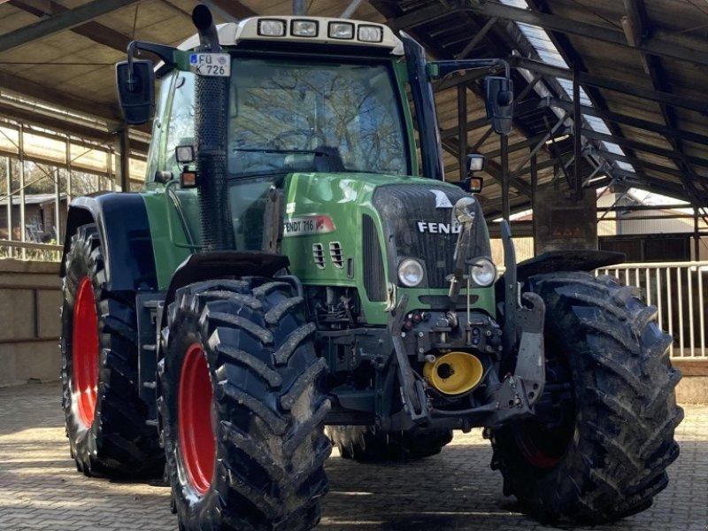 Traktor des Typs Fendt 716  Vario, Gebrauchtmaschine in Vincenzenbronn (Bild 1)