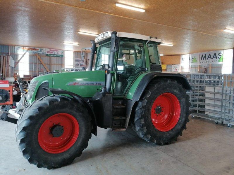 Traktor типа Fendt 716  Vario, Gebrauchtmaschine в Rot am See (Фотография 1)