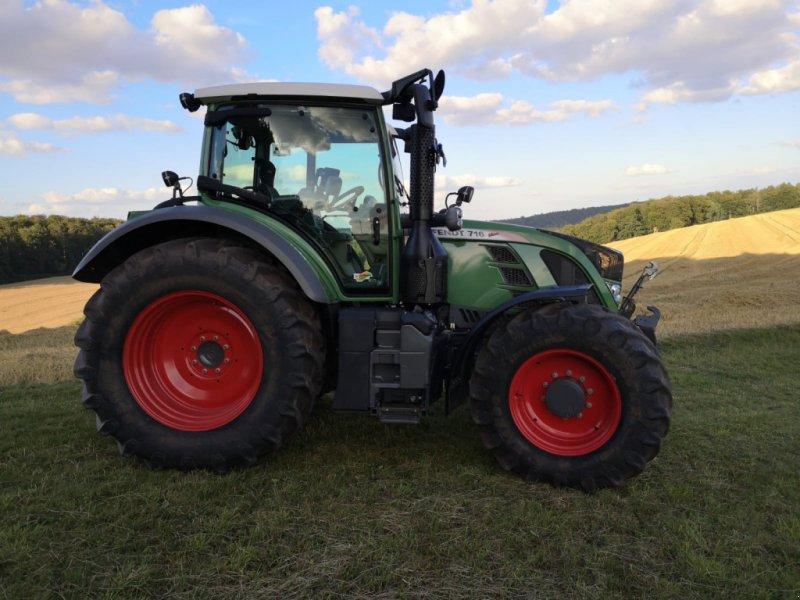 Traktor des Typs Fendt 716 Vo Vario Profi, Gebrauchtmaschine in Korbach (Bild 2)