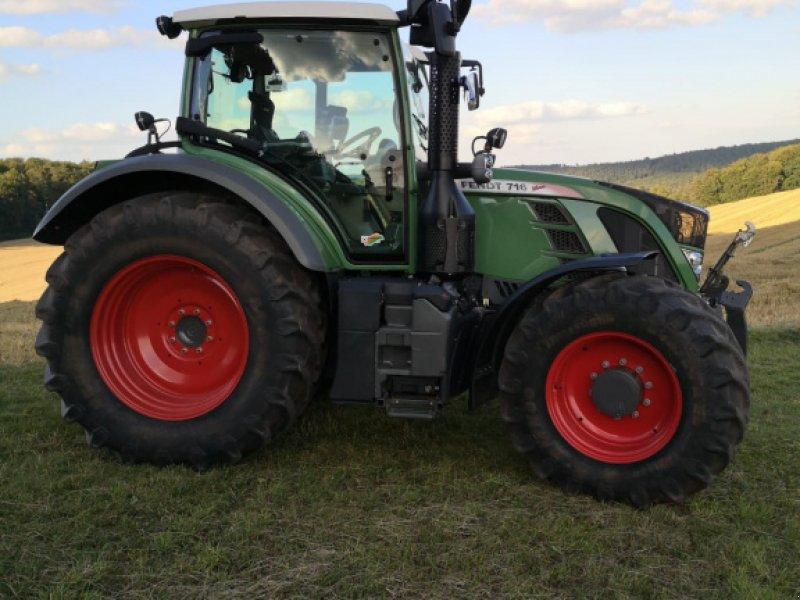 Traktor des Typs Fendt 716 Vo Vario Profi, Gebrauchtmaschine in Korbach (Bild 3)