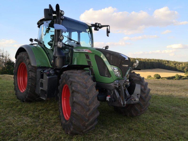 Traktor des Typs Fendt 716 Vo Vario Profi, Gebrauchtmaschine in Korbach (Bild 4)