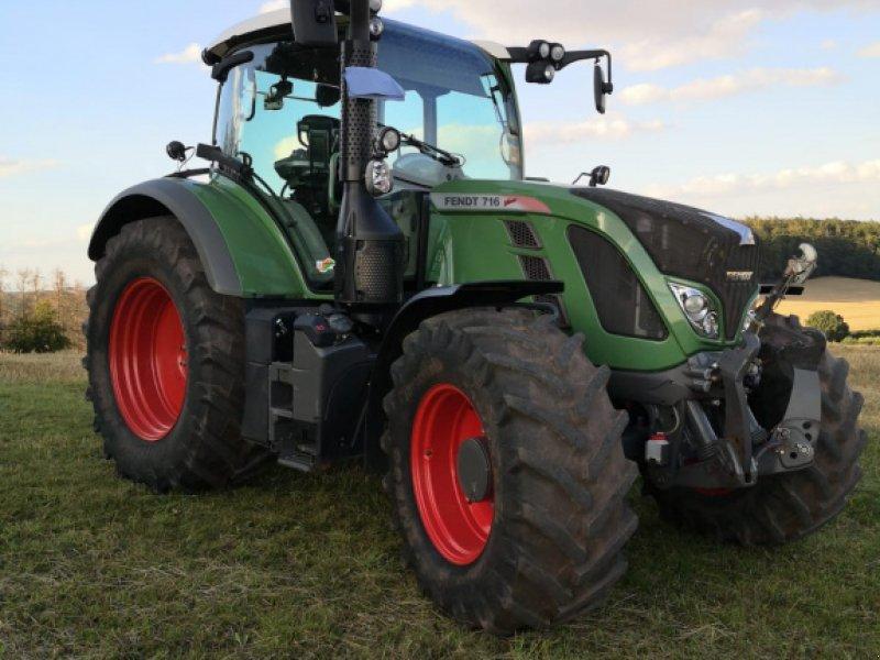 Traktor des Typs Fendt 716 Vo Vario Profi, Gebrauchtmaschine in Korbach (Bild 5)