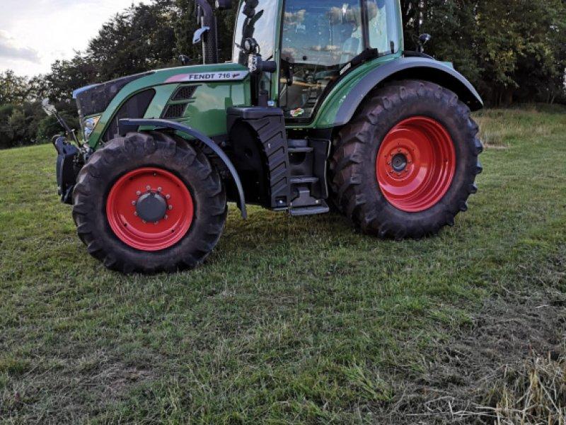 Traktor des Typs Fendt 716 Vo Vario Profi, Gebrauchtmaschine in Korbach (Bild 7)